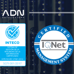 We achieved the recertification of the ISO 27001 standard: Information Security Management System and we remain the only data center with this certification in Costa Rica