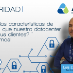 VIDEO: La seguridad en un datacenter